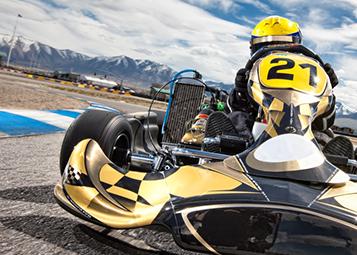 racing Carts poeton aptech motorsport